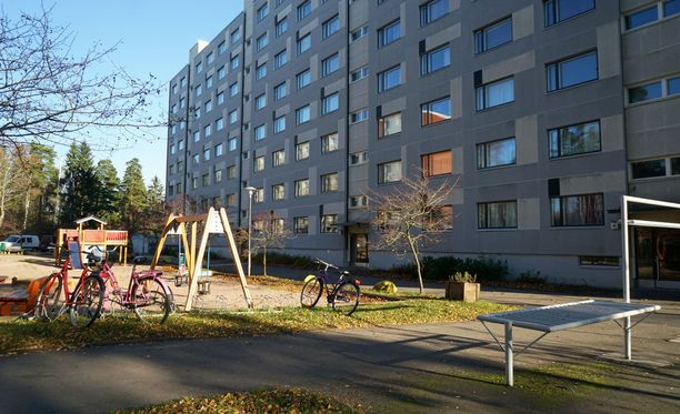 Muun muassa Helsingin Kontulaa on pidetty pahamaineisena lähiönä.