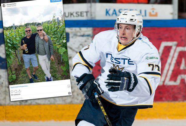Janne Puhakan haastattelu aloitti Suomessa keskustelun homoista jääkiekossa.