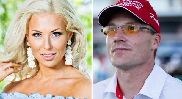 Jari-Matti Latvala on erosta helpottunut.