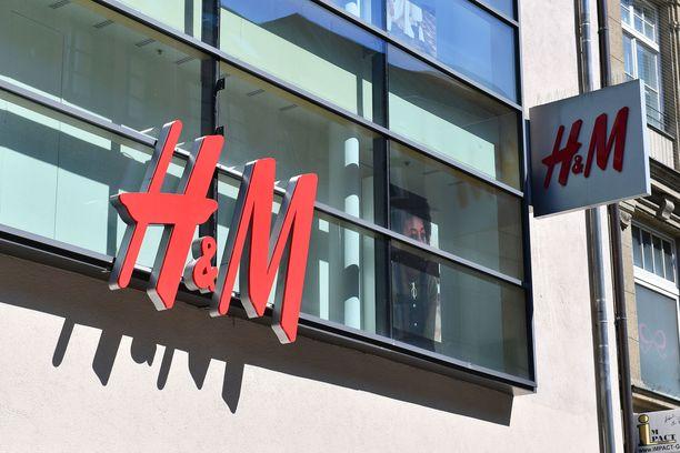 H&M on perustettu vuonna 1947 Ruotsissa.