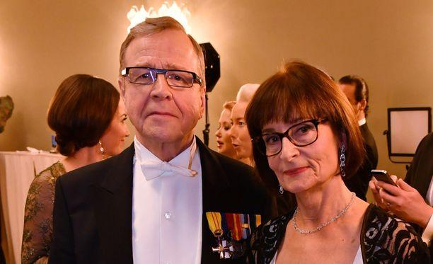 Arvi Lind ja Eva Polttila kuuluvat ehdottomasti Suomen luotetuimpiin ihmisiin.