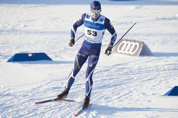 Iivo Niskanen oli tuttuun tapaan Suomen ykkösratsu.