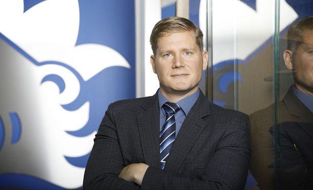 Jonne Rinne, Suomen Poliisijärjestöjen liiton puheenjohtaja