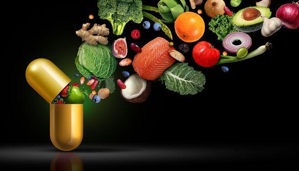 Terveellinen ruokavalio on hyvä lähde kaikille tarvittaville vitamiineille ja kivennäisaineille. Talvella voidaan tarvita lisäksi vain ja ainoastaan D-vitamiinia.