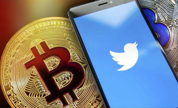 Twitter kielsi odotetusti kryptovaluuttamainokset palvelustaan maanantaina.