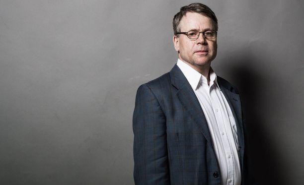 Arto Lahti on tuottelias professori.