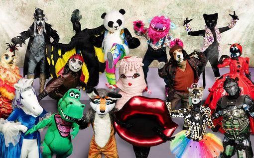 Tässä ovat uuden Masked Singer -kauden hahmot: ketkä ovat tällä kertaa piiloutuneet maskin taakse?