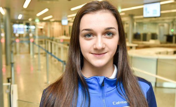 Ekaterina Volkova tähysi aiemmin Tokion vuoden 2020 olympiakisoihin, mutta kotiseudun huonot harjoitteluolosuhteet saivat Rion olympiakävijän muuttamaan mieltään.