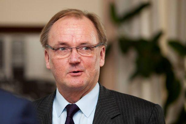 Koneen pääomistaja Antti Herlin on erittäin varakas mies.