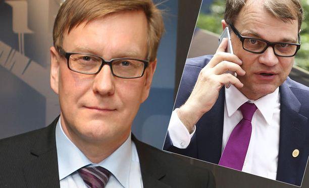 Päätoimittaja Atte Jääskeläinen sanoo, että tehty päätös oli normaalia journalistista johtamista sen jälkeen, kun Juha Sipilään liittyviä uutisia oli tehty useana päivänä.