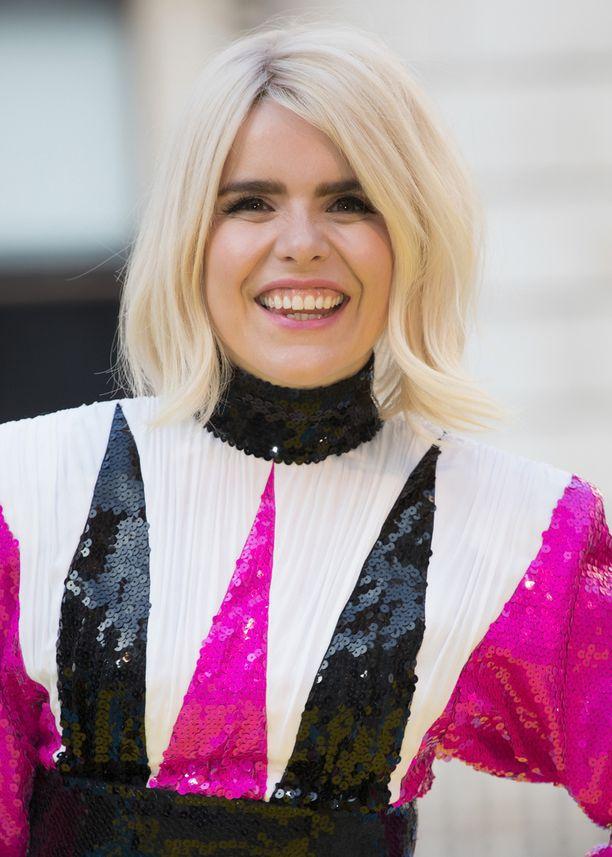 Paloma Faith myöntää olleensa The Voice -ohjelman valmentaja vain rahan takia.