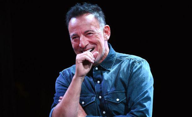67-vuotiaan Bruce Springsteenin levyjä on myyty jo yli 120 miljoonaa kappaletta.
