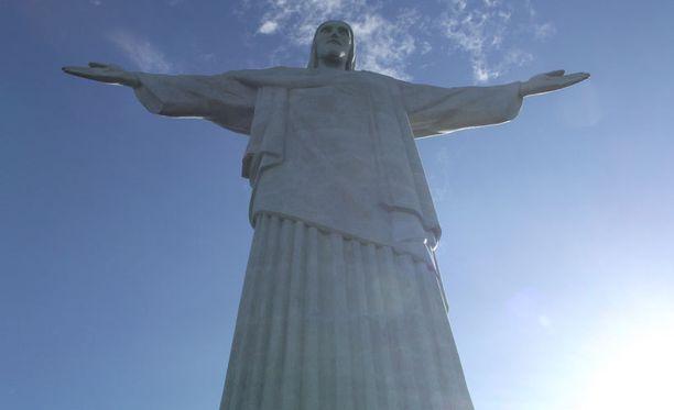 Rio de Janeiron Kristus-patsas on koko Brasilian symboli ja tunnetuin maamerkki.