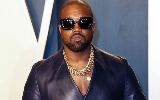 Kanye West paljasti mieltymyksensä: tällaisen naisen hän haluaa