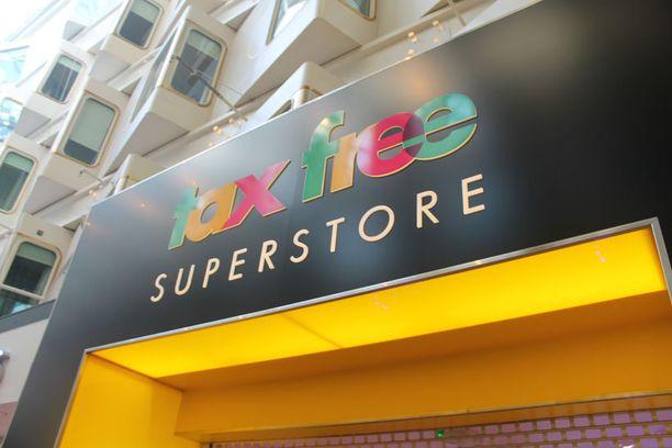 Valtava Tax Free Superstore palvelee nyt entistä kattavampana.