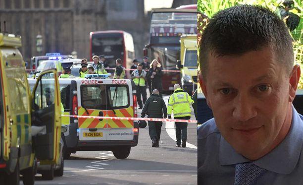 Keith Palmer oli työskennellyt poliisivoimissa 15 vuoden ajan.