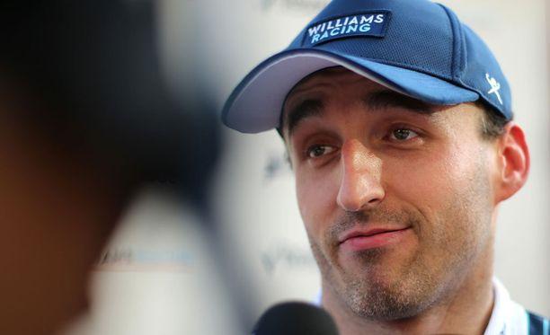 Robert Kubica on monien mielestä todennäköisin ehdokas Williamsin toiseksi kisakuskiksi ensi kaudelle. Tallin toista autoa ajaa Lance Stroll.