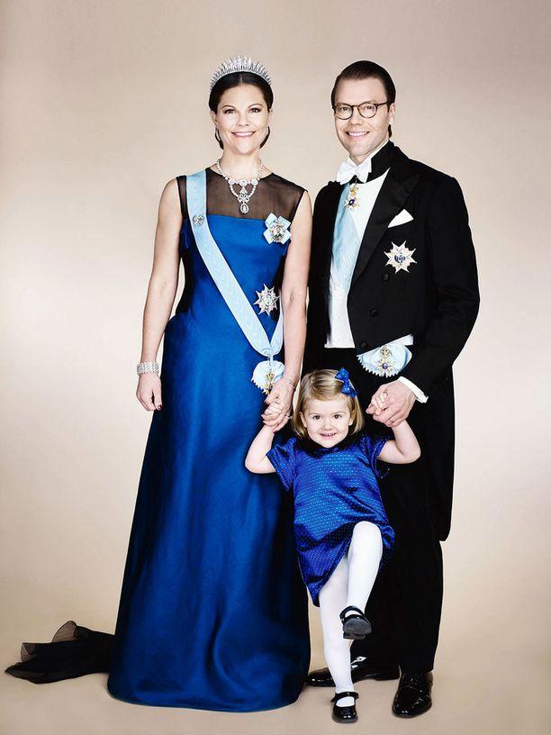 Kruununprinsessa Victorian ja prinssi Danielin perhe täydentyy ensi vuonna toisella lapsella.