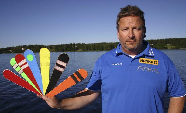 Risto Ojanperä.