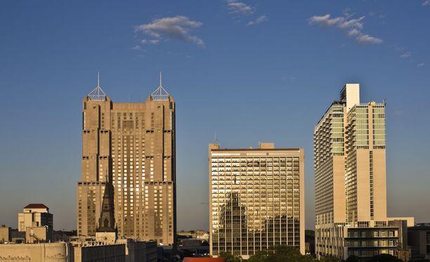 San Antonio on Texasin osavaltion toiseksi suurin kaupunki.
