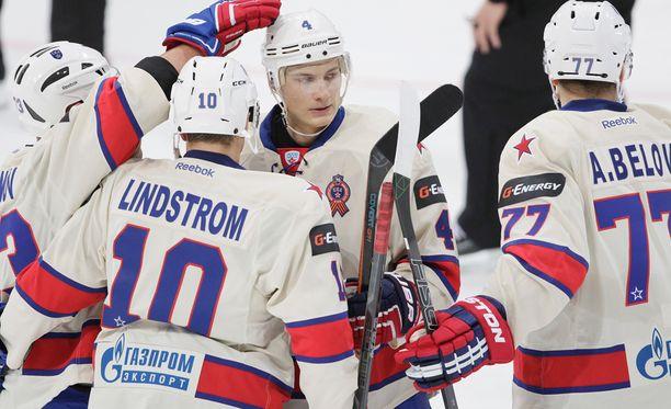 Pietarin SKA:n pelaajat saattavat pian matkustaa todellisella luksuskoneella.