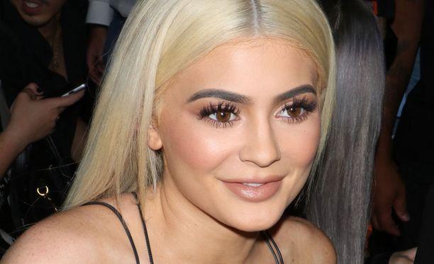 Kylie Jenner on Kardashianin sisarparven nuorin.