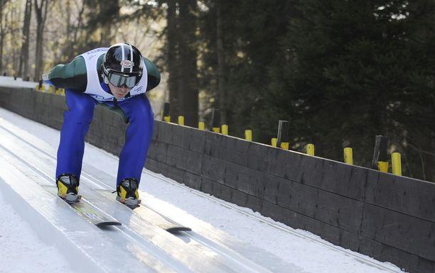 Kun Matti Nykänen hyppäsi, koko Suomi jännitti.