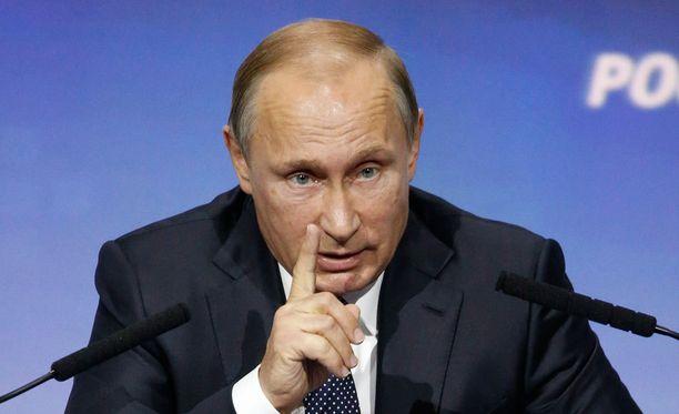 Vladimir Putin on aiemminkin arvostellut rajusti Yhdysvaltojen toimia ja toimimattomuutta Yhdysvalloissa.
