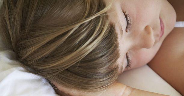 Lapsi saattaa joutua sairastamaan yksin.
