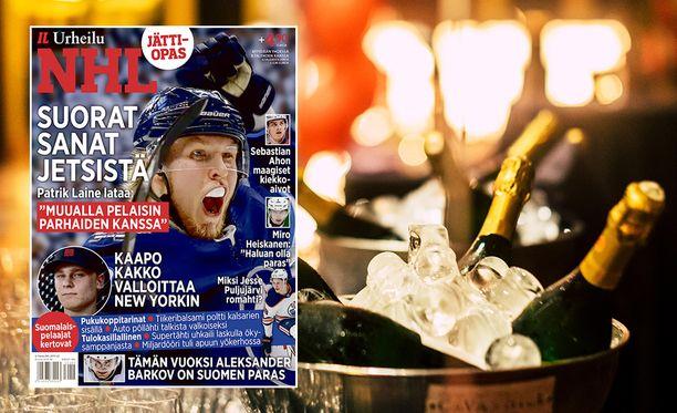 Tulokasillallisten eli rookie dinnereiden lasku mitataan yleensä kymmenissä tuhansissa dollareissa. Lue lisää aiheesta ja paljon muusta Iltalehden NHL-erikoislehdestä.