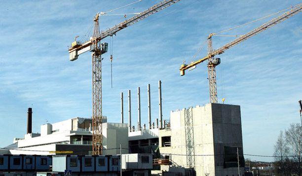 Jutun esitutkinta käynnistyi syksyllä 2008. Kuvan rakennustyömaa ei liity rikostutkintaan.