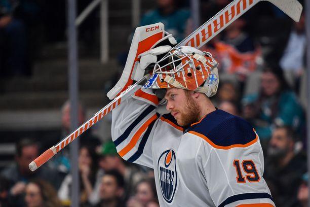 Edmonton kiinnitti Mikko Koskisen pitkällä jatkopahvilla.
