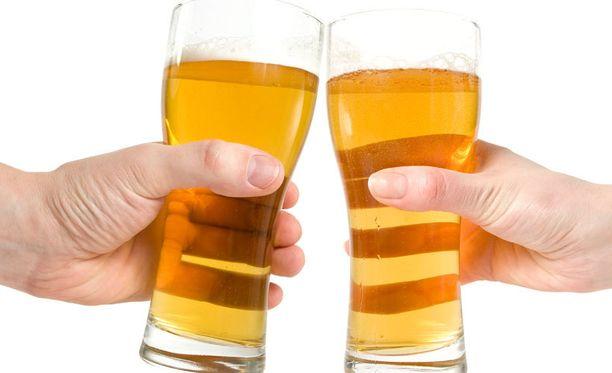 Olutta ei parane hörppiä joka päivä.