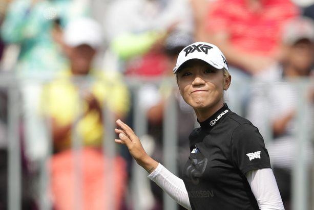 Uuden-Seelannin Lydia Ko sijoittui Singaporen kilpailussa sijalle seitsemän.