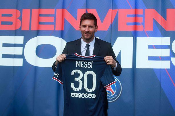 Milloin Messi pukee PSG-paidan ylleen virallisessa ottelussa?