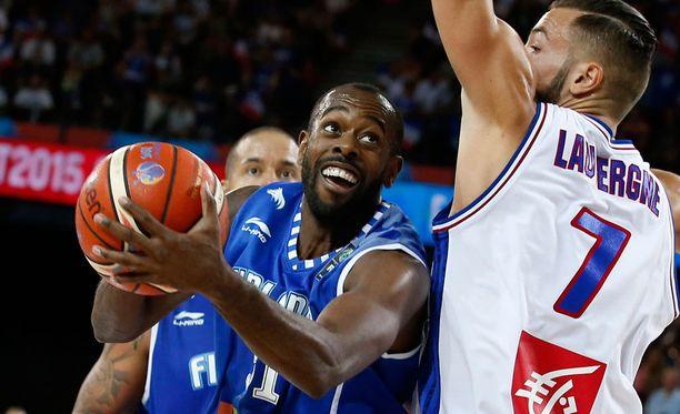 Jamar Wilson on valmis pelaamaan Serbiaa vastaan.