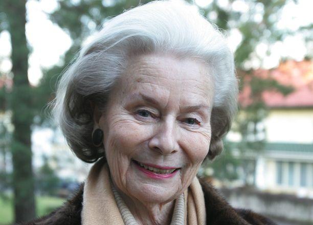 Kyllikki Forssell kuoli 94-vuotiaana.