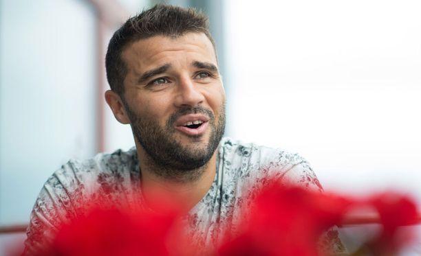Alexei Eremenko junior on pelannut Jarossa uudessa roolissa.