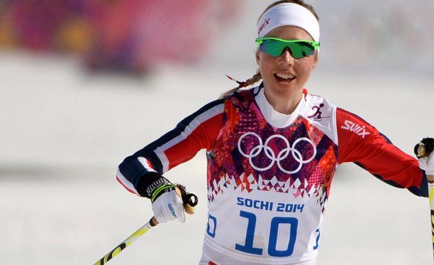 Kristin Störmer Steira voitti urallaan kaikkiaan kymmenen arvokisamitalia.