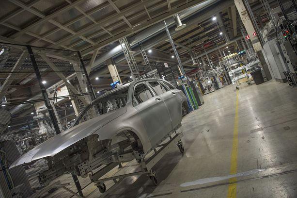 Valmet Automotiven toimitusjohtaja Ilpo Korhosen mukaan GLC:n valmistus on yrityksen historian vaativin projekti.