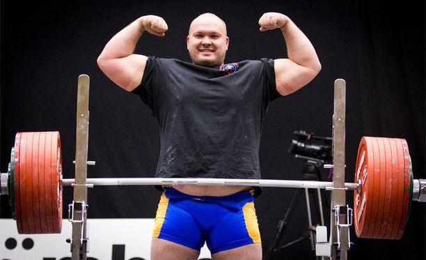 Fredrik Svensson on kaimansa Smulterin ehkäpä vahvin ME-haastaja.