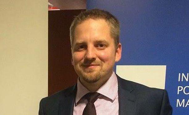 Liberlandin presidentti Vít Jedlička uskoo, että hänen valtiostaan tulee alueen talousveturi.