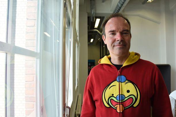 Suomalaiset muistavat Peter Vesterbackan parhaiten hänen työstään Roviolla. Hän jätti pelifirman vuonna 2016.