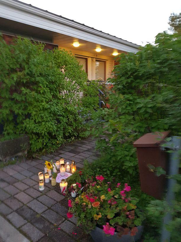 Veriteko tapahtui viime syyskuun alun yönä Lielahdessa omakotitalossa Tampereella.