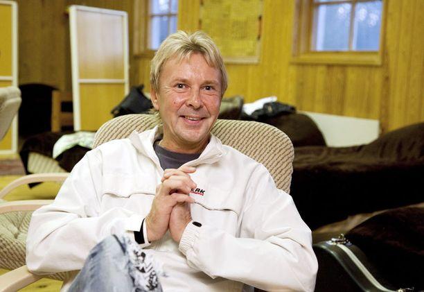 Tuore isoisä Matti Nykänen pääsee näillä näkymin vankilasta kesän korvilla.