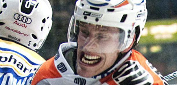 Ville Nieminen on tehnyt tällä kaudella vasta yhden maalin.
