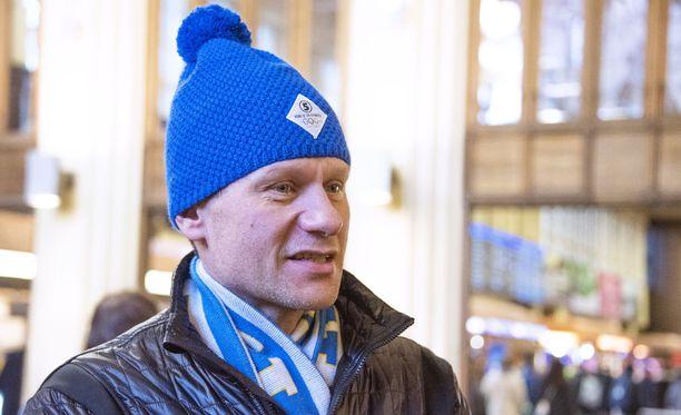 Toni Roponen toimii Iltalehden hiihto- ja ampumahiihtoasiantuntijana.