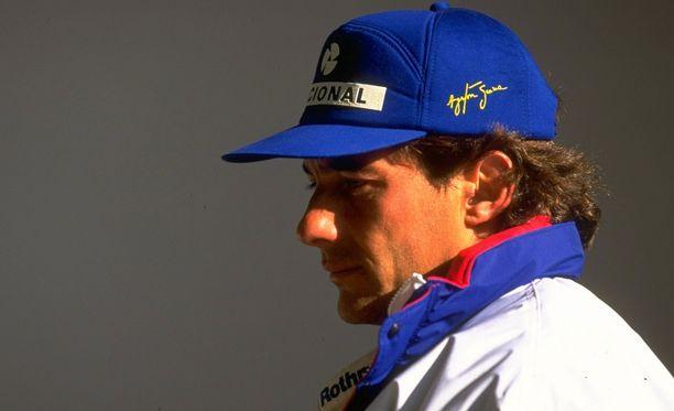 Ayrton Senna on voittanut Monacossa useammin kuin kukaan muu: kuudesti.