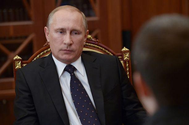Putin ei järjestä tänään lainkaan virallisia syntymäpäiväjuhlallisuuksia.