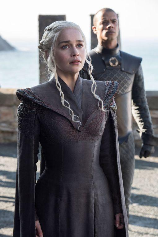 Game of Thronesin seitsemännellä kaudella nähdään aiemman kymmenen jakson sijaan vain seitsemän jaksoa.